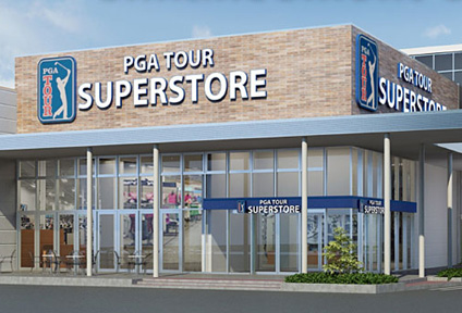 PGA TOUR SUPERSTORE つくば学園東大通り店