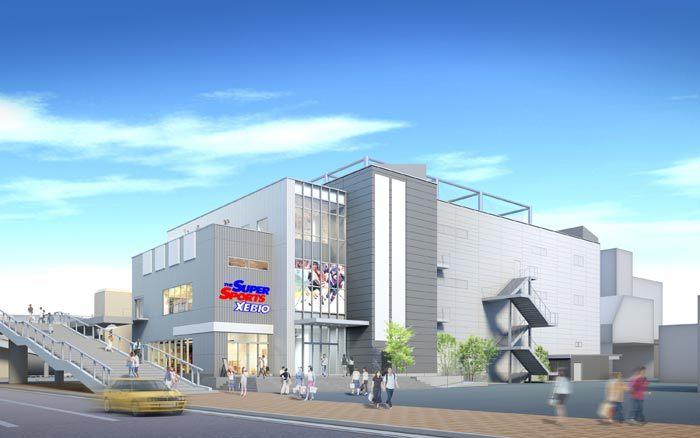 スーパースポーツゼビオ調布東京スタジアム前店