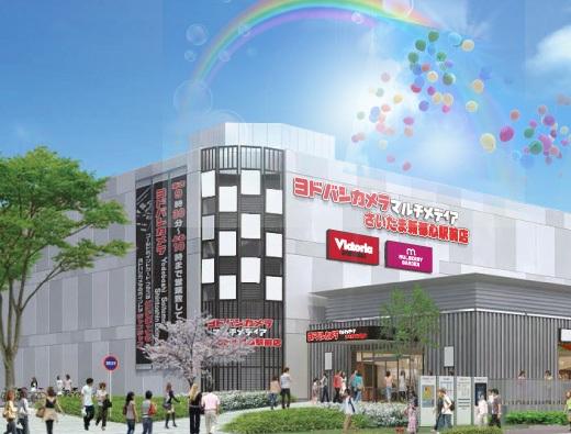 スーパースポーツゼビオさいたま新都心コクーンシティ店